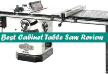 Best Cabinet Table Saw Review