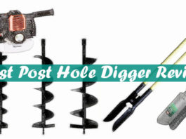 Best Post Hole Digger