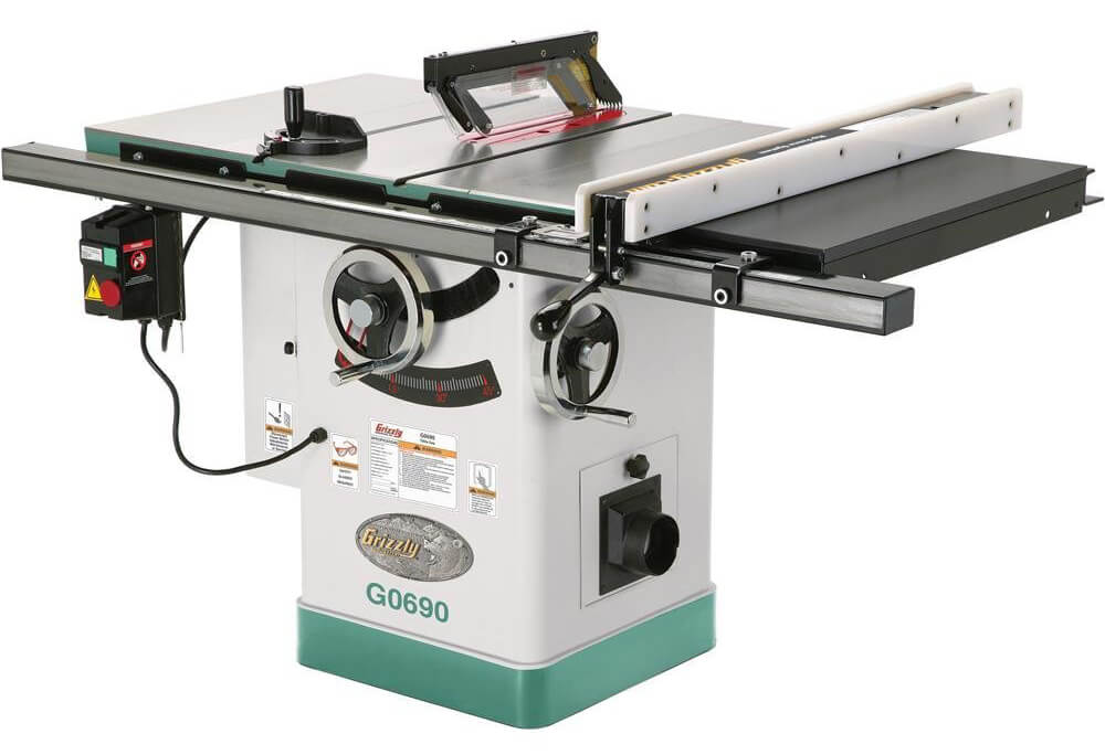 cabinet table saw best cabinet table saw review and buying guide 13062