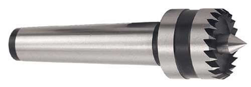 PSI Woodworking LCENTSS22 No. 2 MT with 1-Inch Crown Super Wood Lathe Drive Center