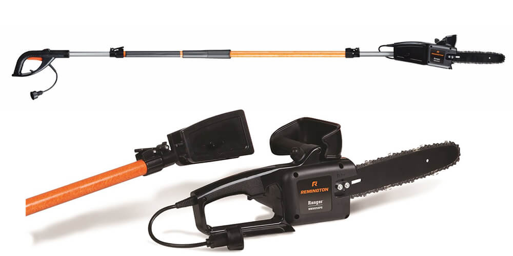 Remington Rm Sps Ranger Inch Amp Electric Chainsawpole Saw Combo