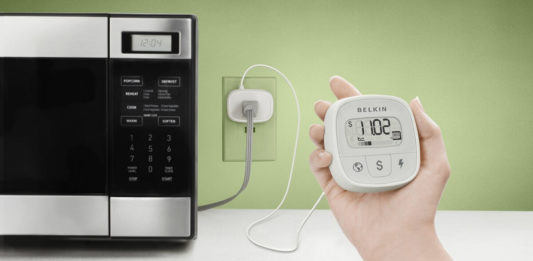 monitor electricity usage in home