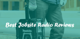 best jobsite radio reviews