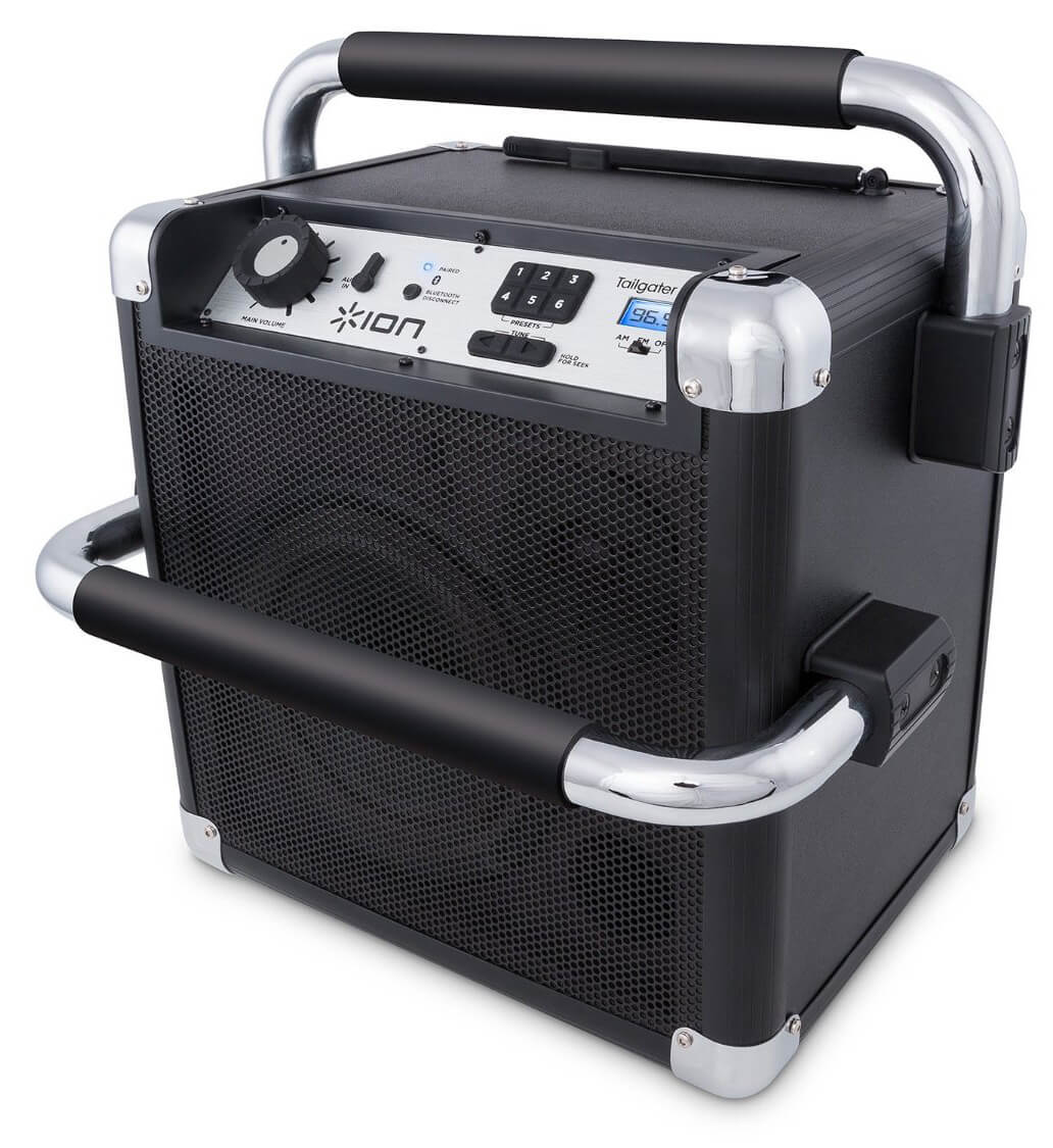 ION Audio Tailgater Active (iPA30ABK)