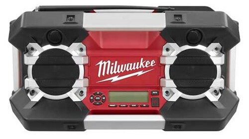 Milwaukee 2790-20 12-Volt to 28-Volt Jobsite Radio