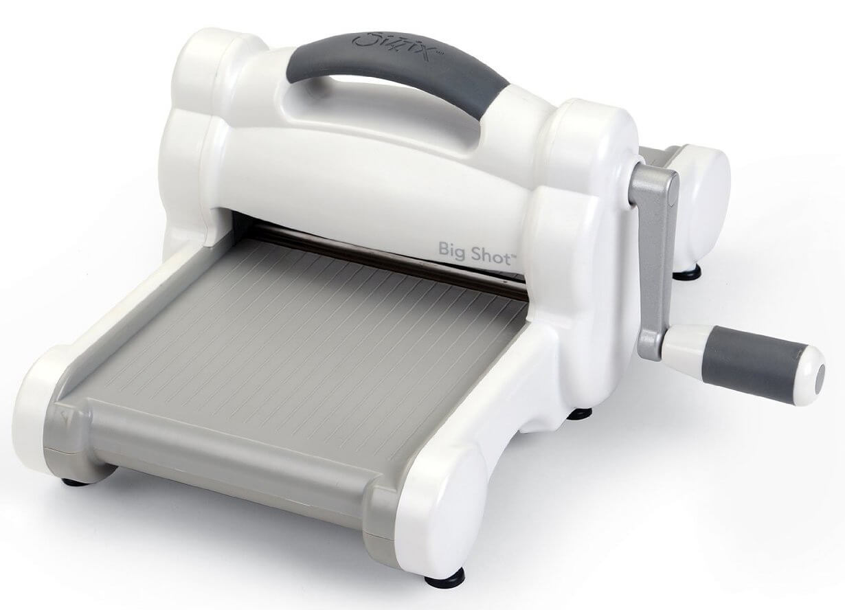 Sizzix 660425 Big Shot Cutting/Embossing Machine