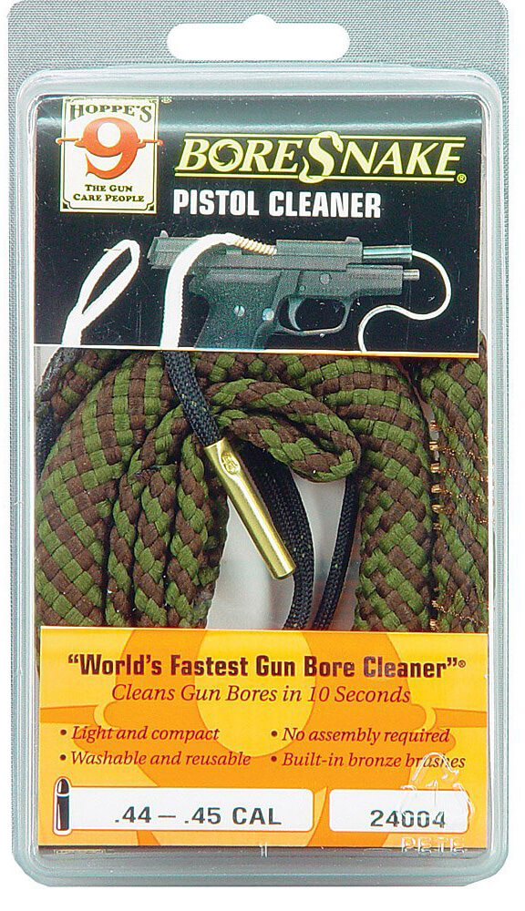 Hoppe's BoreSnake Pistol and Revolver Bore Cleaner
