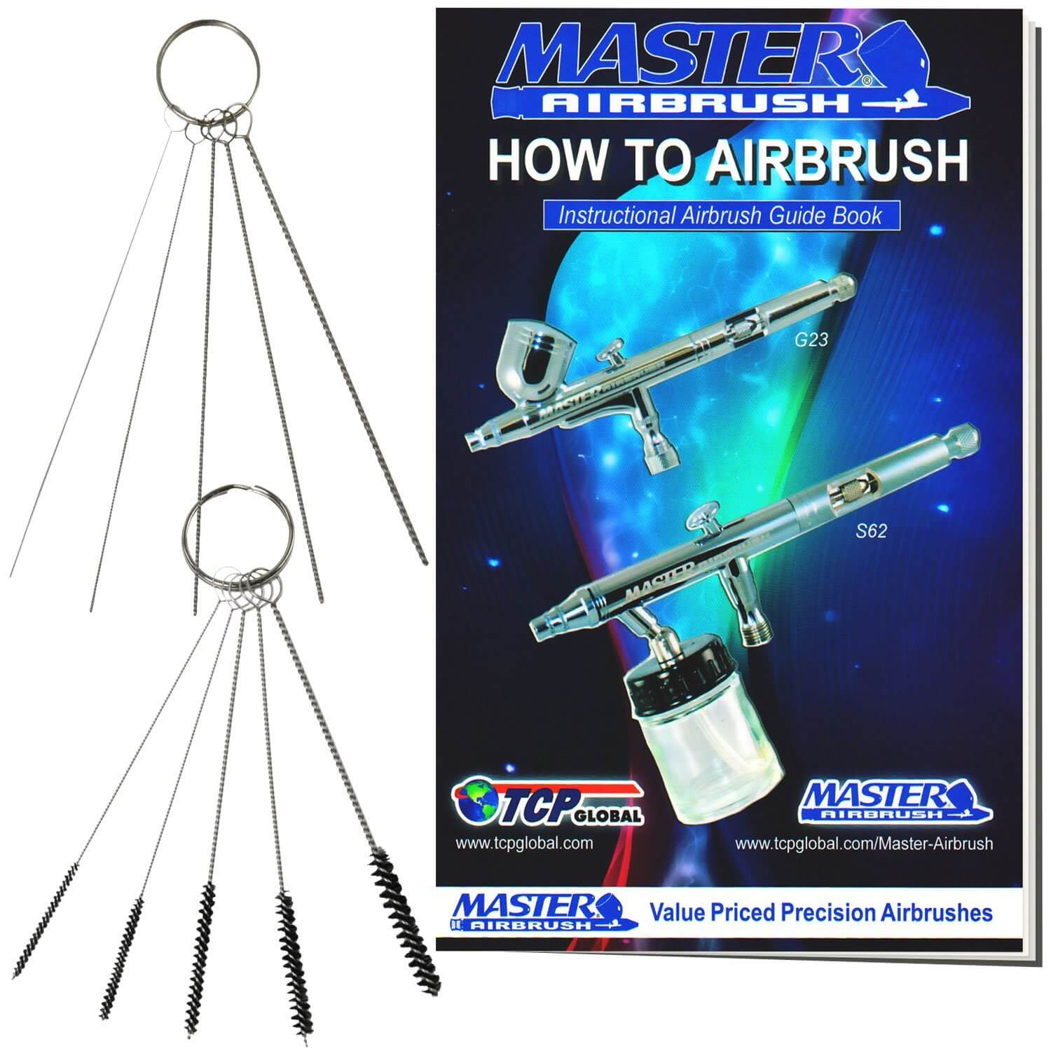 Master Airbrush Brand 11 Piece Kit