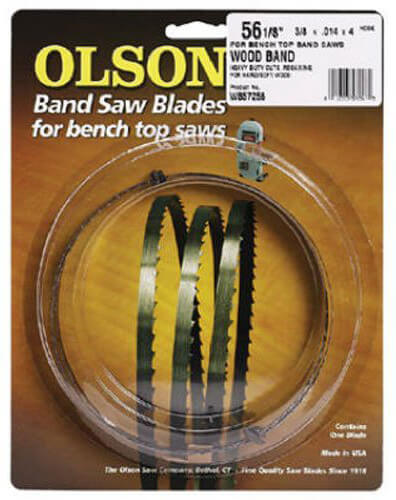 Olson Saw FB14593DB HEFB Band 6-TPI Skip Saw Blade
