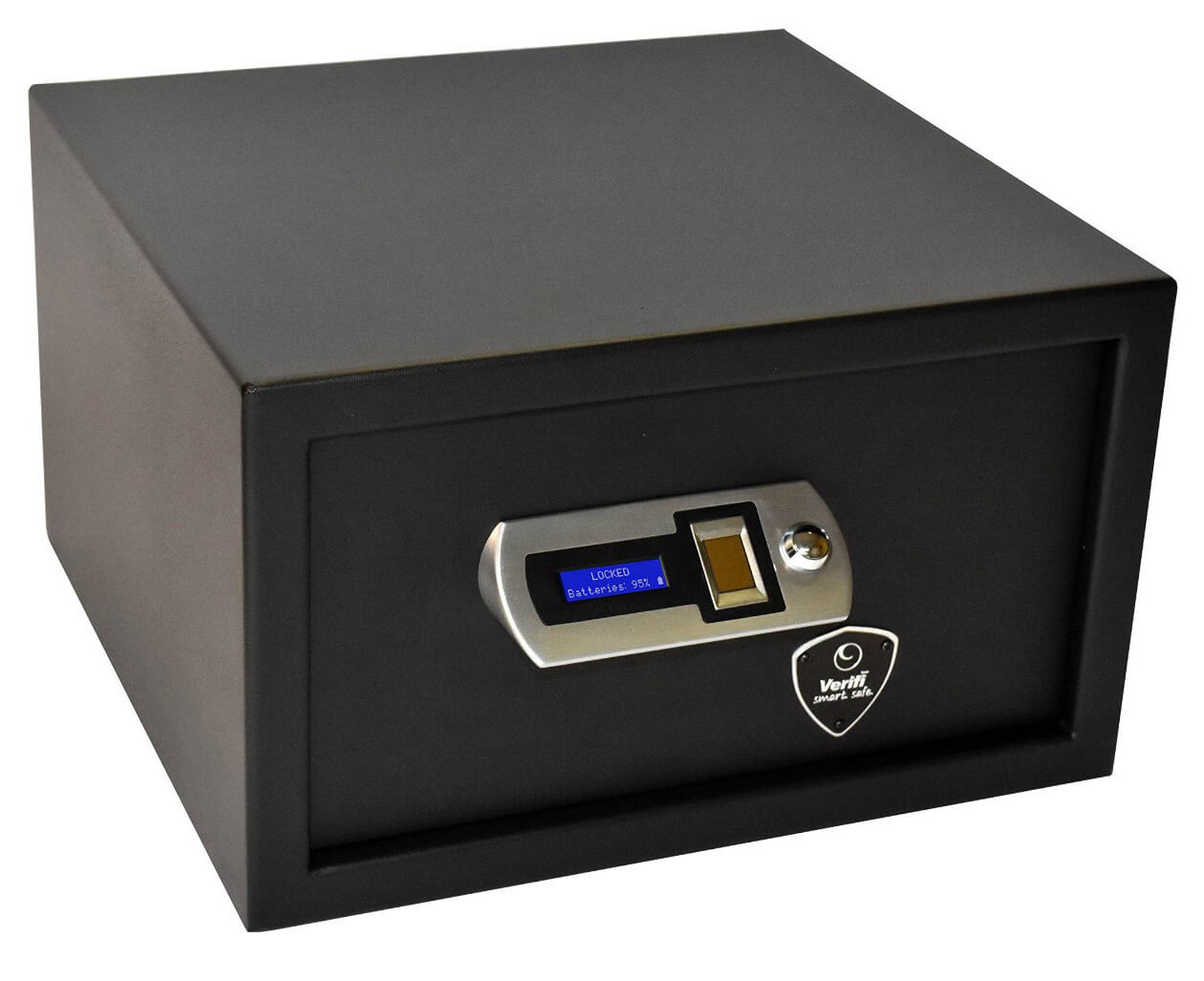 Verifi Biometric Safe with FBI Fingerprint Sensor