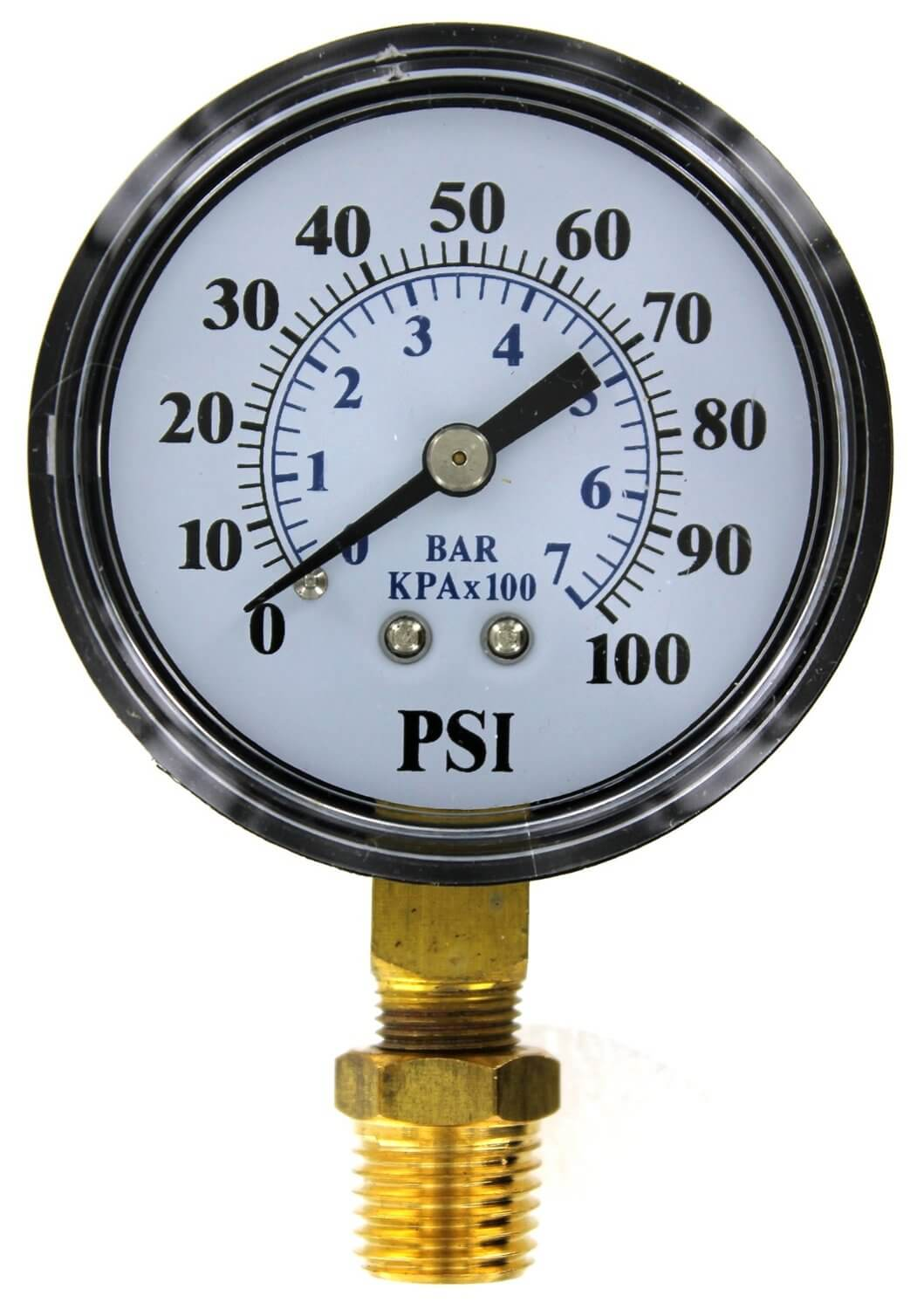 High Pressure Vacuum Gauge : Best shallow well pump reviews and buying guide