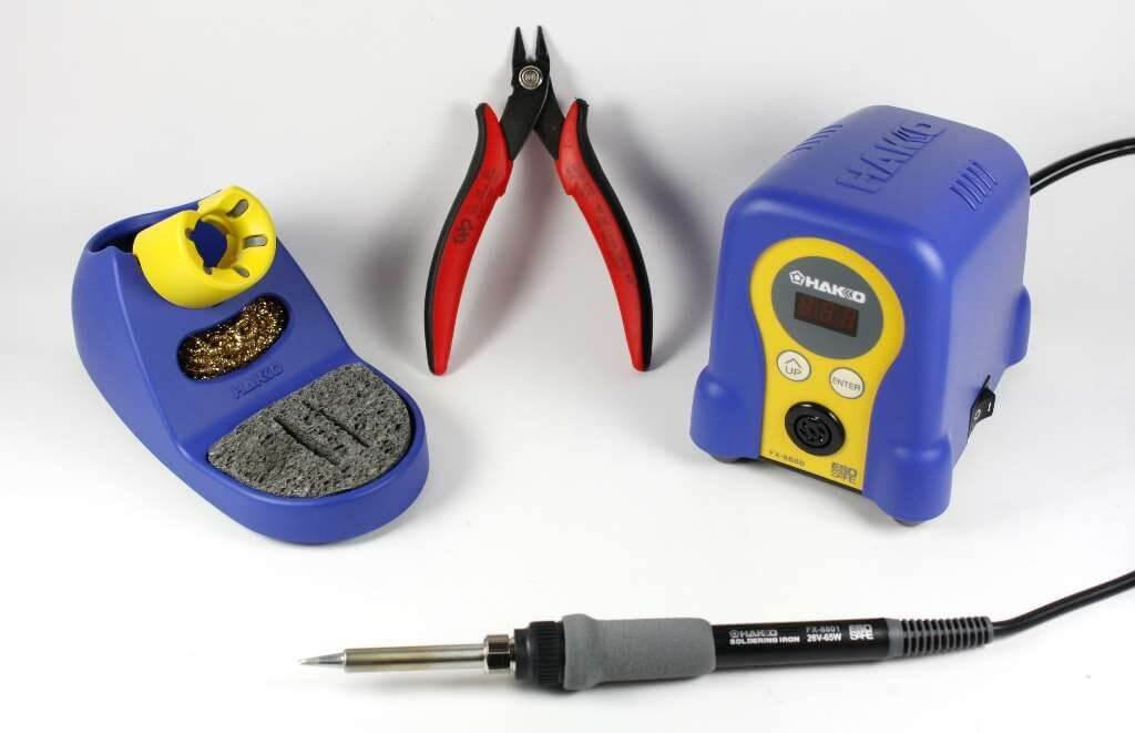 Hakko Digital FX888D & CHP170 Bundle
