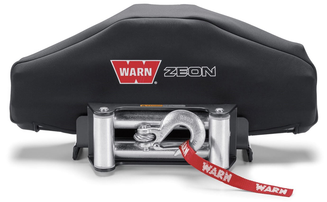 Warn 91415 ZEON Neoprene Winch Cover