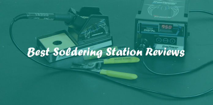 best soldering station reviews