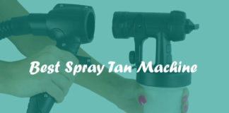 best spray tan machine reviews