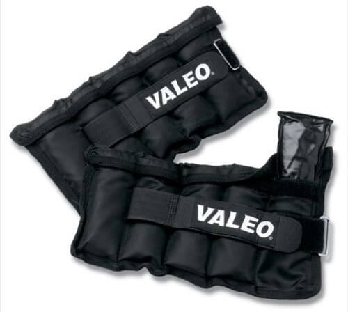 Valeo Adjustable Ankle-Wrist Weights